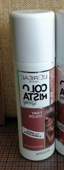 1 can Loreal Paris Colorista Hair Spray One Day Color Highli