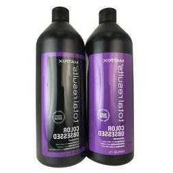 Matrix Color Obsessed Hair Shampoo and Conditioner Duo 33.8