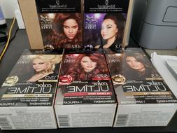 Schwarzkopf Color Ultime Permanent Hair Color, 1 Application
