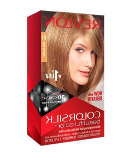 Revlon Colorsilk Beautiful Color Permanent Hair Dye 61 Dark