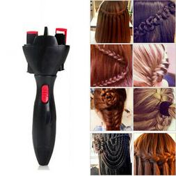 Electric Automatic Twist Machine Knitted Device DIY Hair Bra