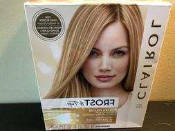 Clairol Frost Tip Ultra Precise Cap Hook Light Blonde 2 Medi