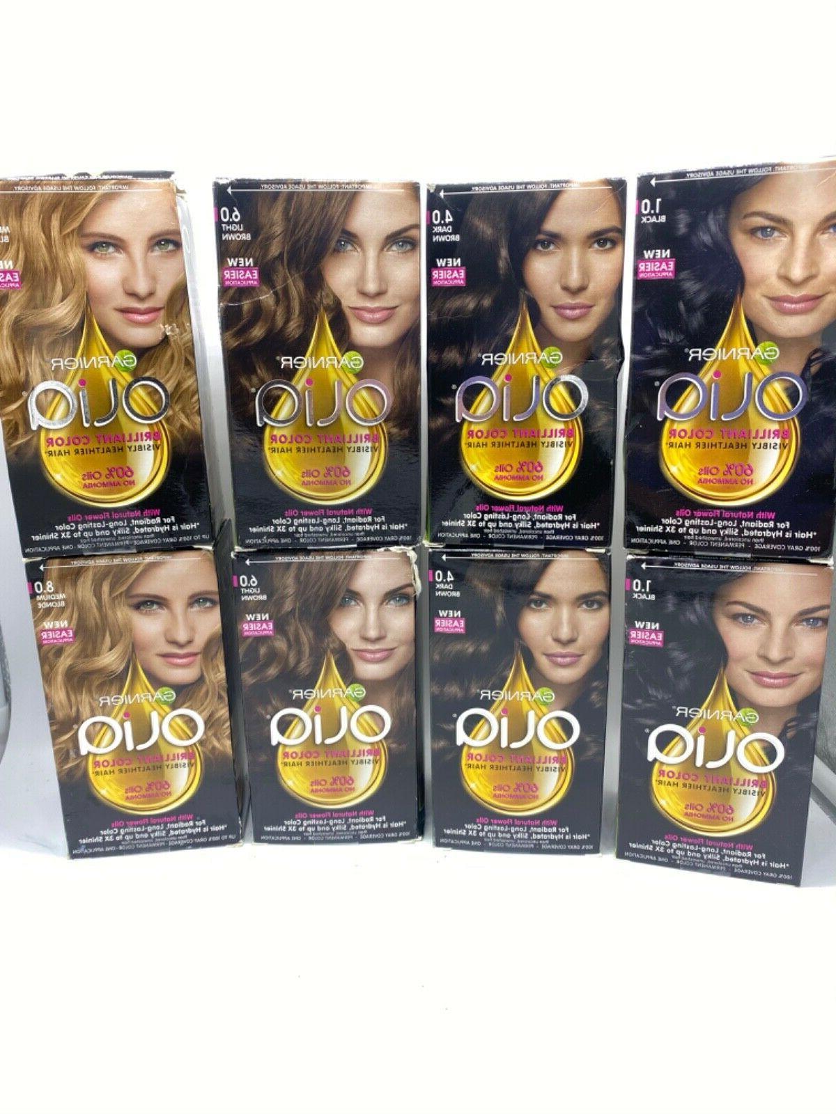 2 pack olia ammonia free permanent healthy