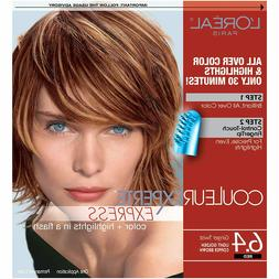 L'Oréal Couleur Experte Hair Color and Highlights Kit, Ging