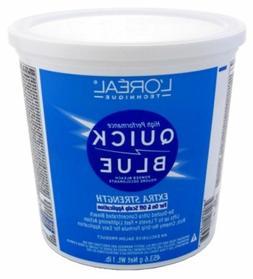 L'OREAL Quick Blue Extra Strength Powder Hair Bleach 1 lb