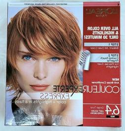 Loreal Couleur Experte EXPRESS Hair Color GINGER TWIST 6.4 r