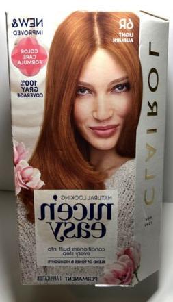 Clairol Nice'n Easy Hair Dye 6R Light Auburn